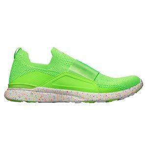 APL Techloom Bliss Sneaker in Neon Green